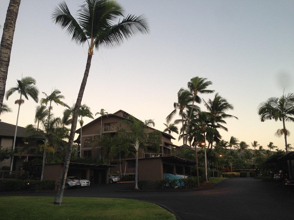 2015ハワイ島「アウトリガーアットカナロア到着!」_f0011498_1848362.jpg