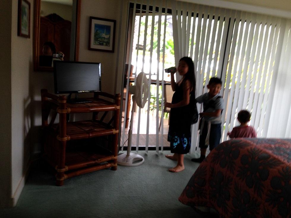 2015ハワイ島「アウトリガーアットカナロア到着!」_f0011498_18505171.jpg