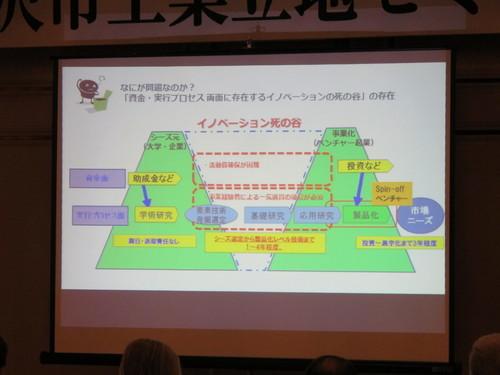 第32回 米沢市工業立地セミナー_c0075701_21462788.jpg