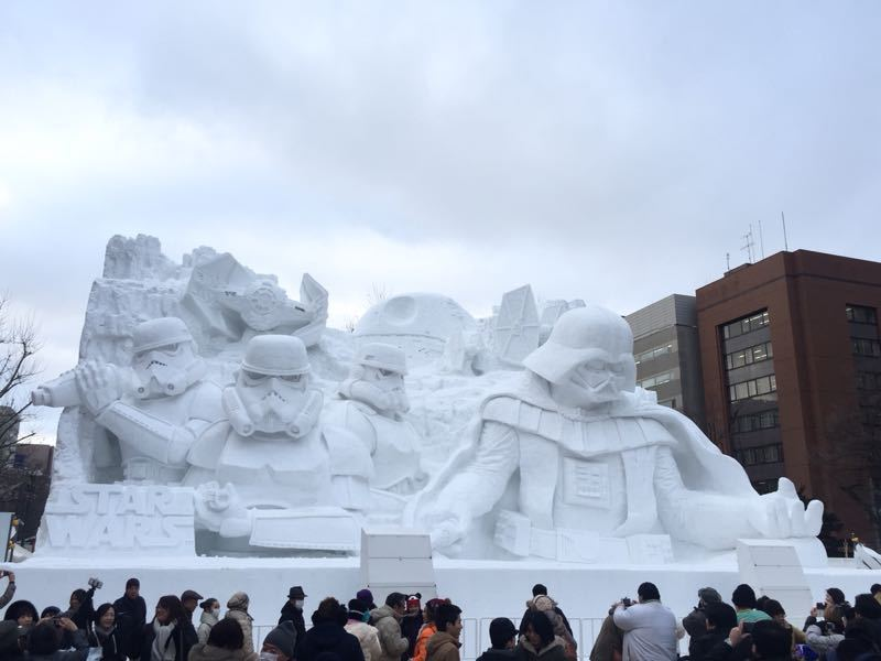 Snow Festival in Sapporo_c0128818_17423388.jpg