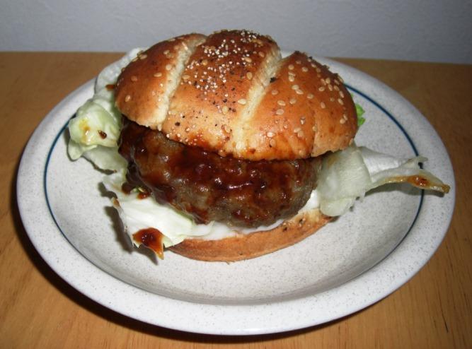 ケンタのハンバーガーはうまいのか?_b0081121_6462498.jpg