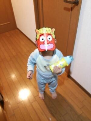 豆まきと小鬼_e0334332_12553743.jpg