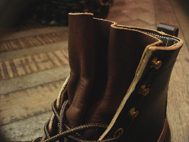 "NEW : [NICKS] CUSTOM BOOTS \""HORSE HIDE\"" BOOTS !!_a0132147_1254888.jpg"