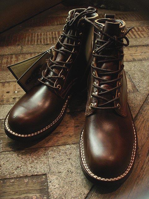 "NEW : [NICKS] CUSTOM BOOTS \""HORSE HIDE\"" BOOTS !!_a0132147_1261922.jpg"
