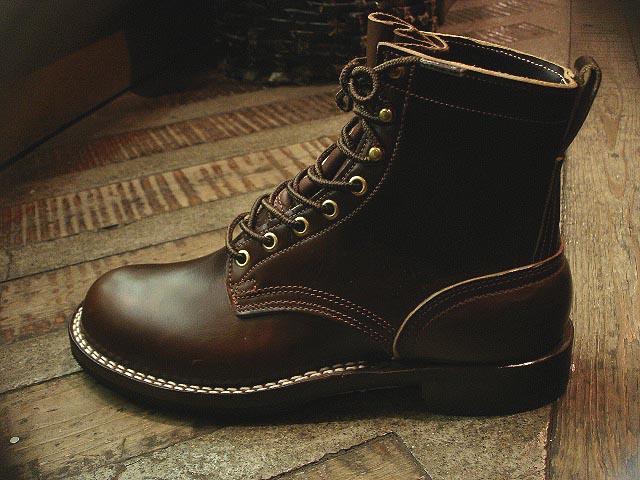 "NEW : [NICKS] CUSTOM BOOTS \""HORSE HIDE\"" BOOTS !!_a0132147_1265766.jpg"