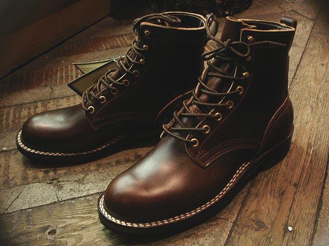 "NEW : [NICKS] CUSTOM BOOTS \""HORSE HIDE\"" BOOTS !!_a0132147_1272365.jpg"