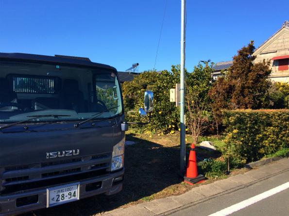 寺島 Iさんの家 ★基礎工事_d0205883_10362742.jpg