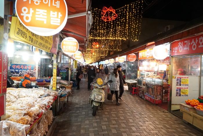 2015年、お正月釜山旅 海雲台市場(ヘウンデシジャン)と機張(キジャン)のウニ丼_a0223786_13592269.jpg