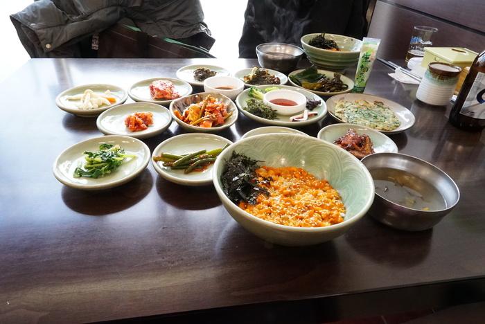 2015年、お正月釜山旅 海雲台市場(ヘウンデシジャン)と機張(キジャン)のウニ丼_a0223786_145441.jpg