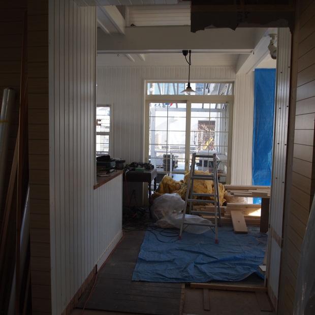 改装工事1週目の様子_a0292194_18475781.jpg