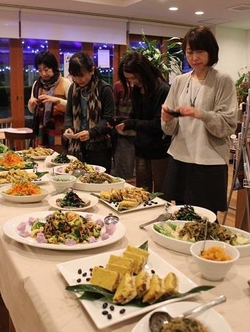 2015年玄米菜食お食事会 in千代田区麹町_a0170699_23035572.jpg