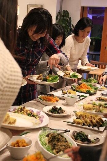 2015年玄米菜食お食事会 in千代田区麹町_a0170699_23050942.jpg