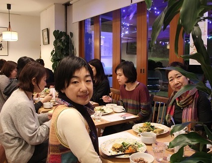 2015年玄米菜食お食事会 in千代田区麹町_a0170699_23063724.jpg