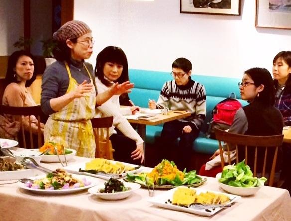 2015年玄米菜食お食事会 in千代田区麹町_a0170699_23110034.jpg