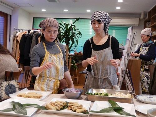 2015年玄米菜食お食事会 in千代田区麹町_a0170699_23120074.jpg