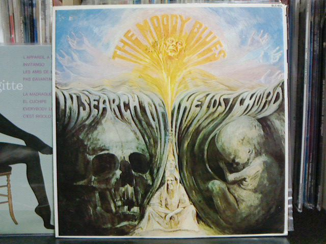 In Search Of The Lost Chord /  The Moody Blues_c0104445_23504752.jpg