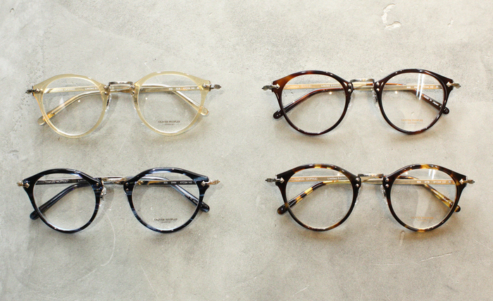 「OLIVER PEOPLES OP-505 Limited Edition 雅」_f0208675_16324218.jpg
