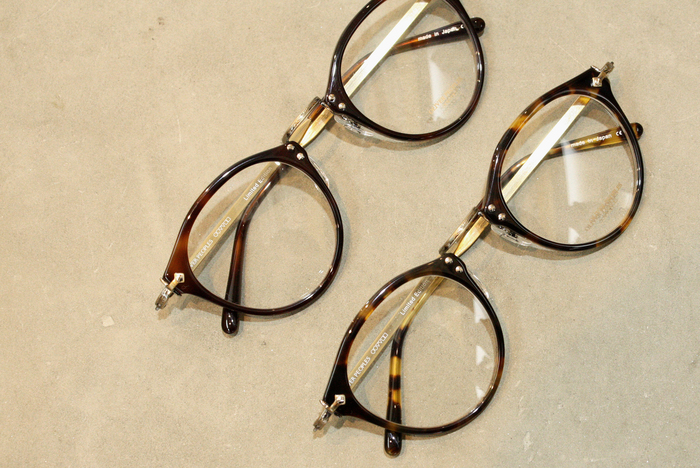 「OLIVER PEOPLES OP-505 Limited Edition 雅」_f0208675_16395092.jpg