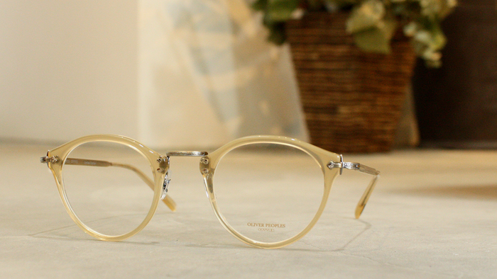 「OLIVER PEOPLES OP-505 Limited Edition 雅」_f0208675_1925675.jpg