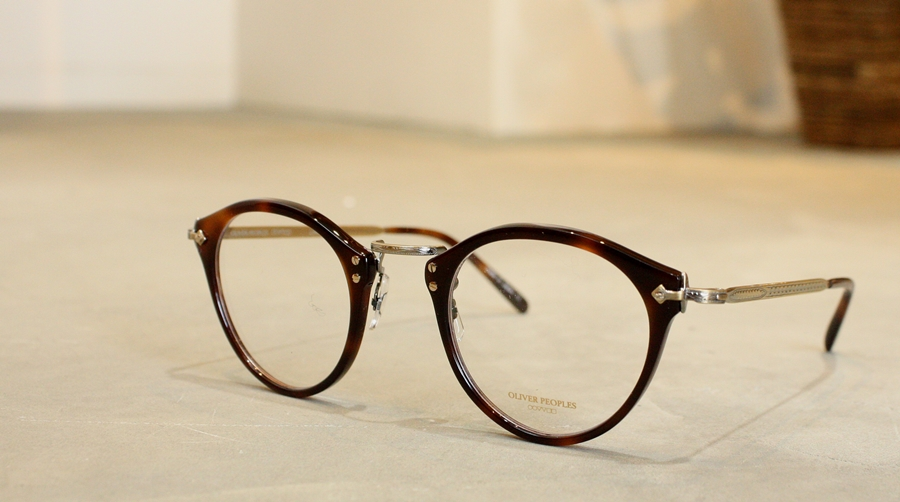 「OLIVER PEOPLES OP-505 Limited Edition 雅」_f0208675_1945889.jpg