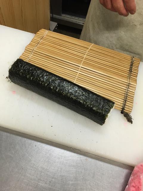 新柳のお寿司。_d0182179_1921261.jpg