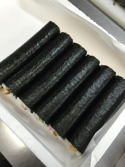 新柳のお寿司。_d0182179_19222955.jpg