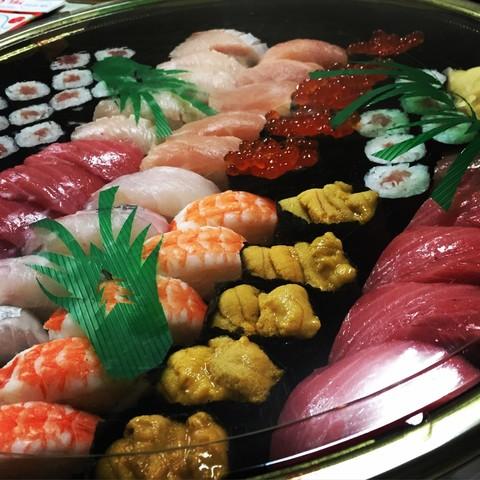 新柳のお寿司。_d0182179_19421981.jpg