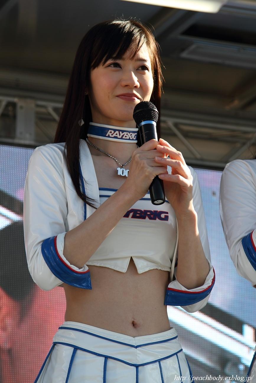 遠藤ゆきえ さん & 石黒エレナ さん(RAYBRIG レースクイーン)_c0215885_11491647.jpg