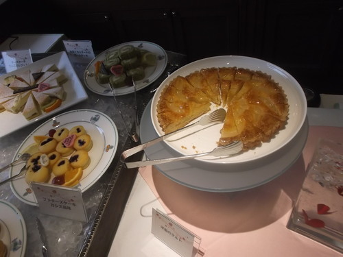 川崎日航ホテル 夜間飛行 バレンタインスイーツブッフェ_f0076001_20551719.jpg