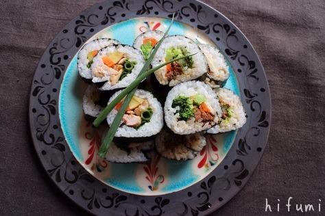 お家日和のお昼ごはん♪_c0176406_17181379.jpg
