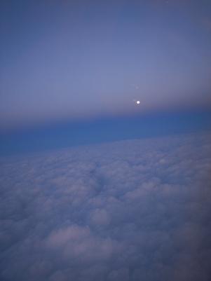 ニース~パリの夕方フライト_d0098022_21154292.jpg