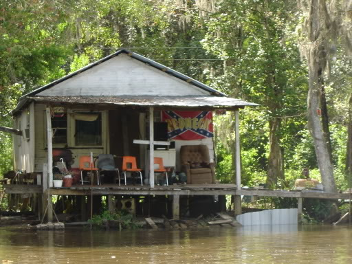 20 one man dog obi one blog 2 for Fishing camps for sale in louisiana