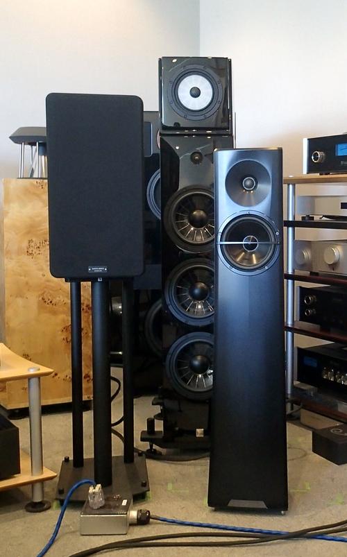 INDIGOとYGアコースティクス・CARMEL2 の試聴機を聴きました。_b0262449_11541188.jpg