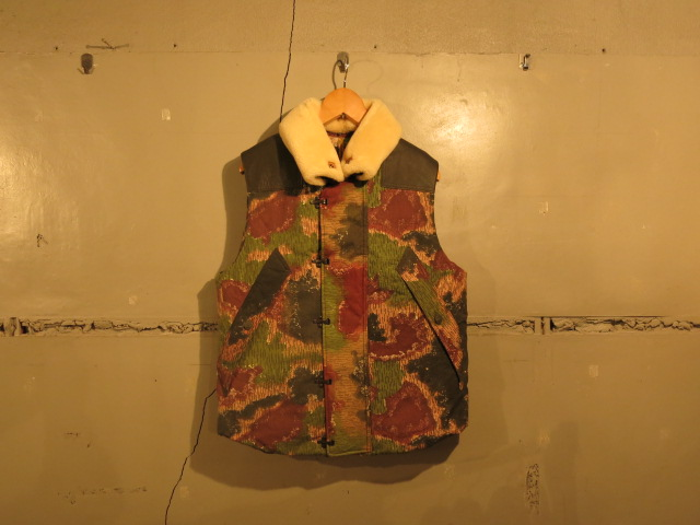 """Rocky Mountain Featherbed GRAND TETON COLLECTION  MILITARY DOWN VEST\""ってこんなこと。_c0140560_12142520.jpg"