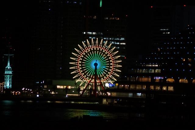 藤田八束:ジャンボフェリーの素敵な旅、高松から神戸へ航海瀬戸の夕日_d0181492_2312880.jpg