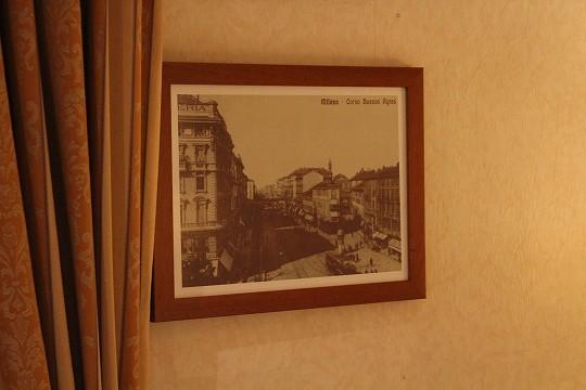 欧州出張2015年01月-第六日目-イタリア・ミラノ・シーフードレストランIsola dei Sapori_c0153302_23110688.jpg