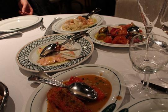 欧州出張2015年01月-第六日目-イタリア・ミラノ・シーフードレストランIsola dei Sapori_c0153302_23413697.jpg