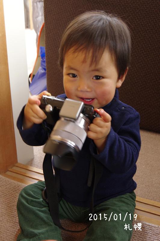 将来はプロカメラマン?_b0019313_6211238.jpg