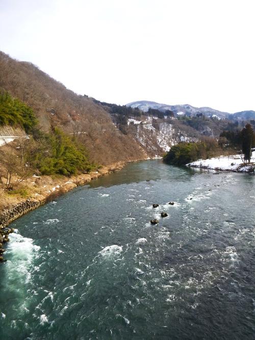 2015.2.7  犀川釣行!_a0236914_16513927.jpg