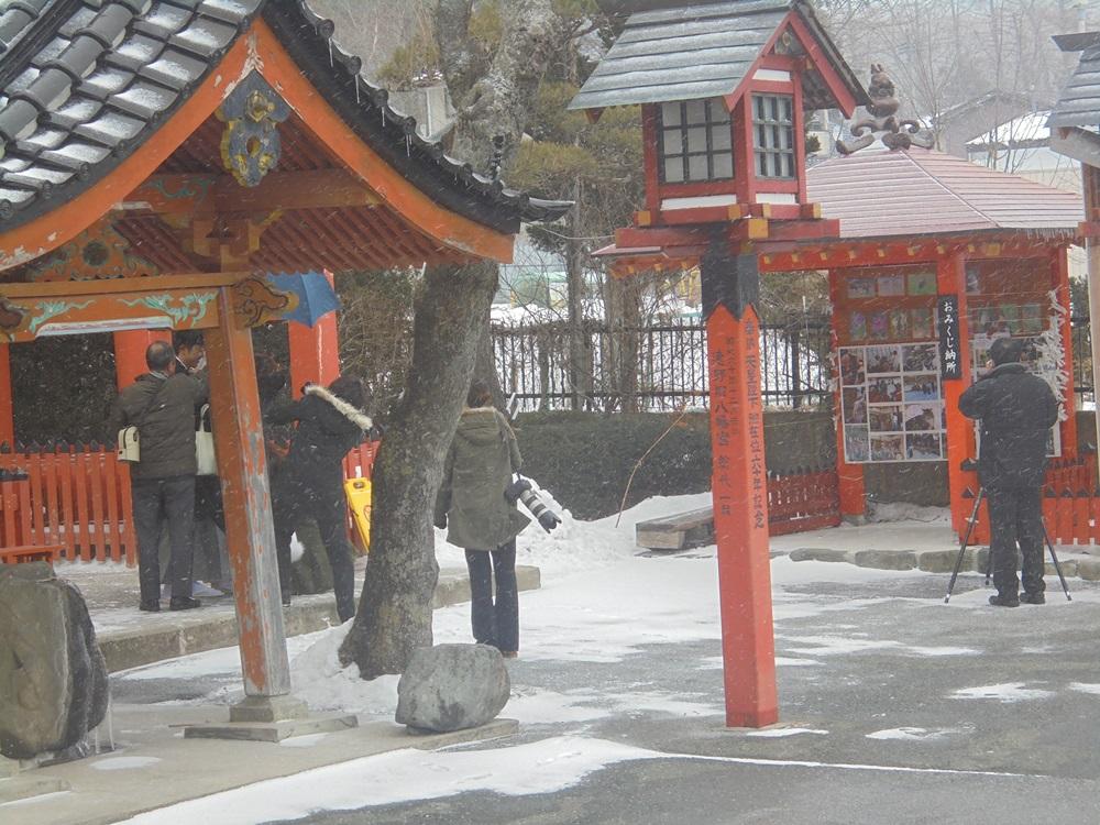 雪の中での前撮り_c0111229_18261588.jpg