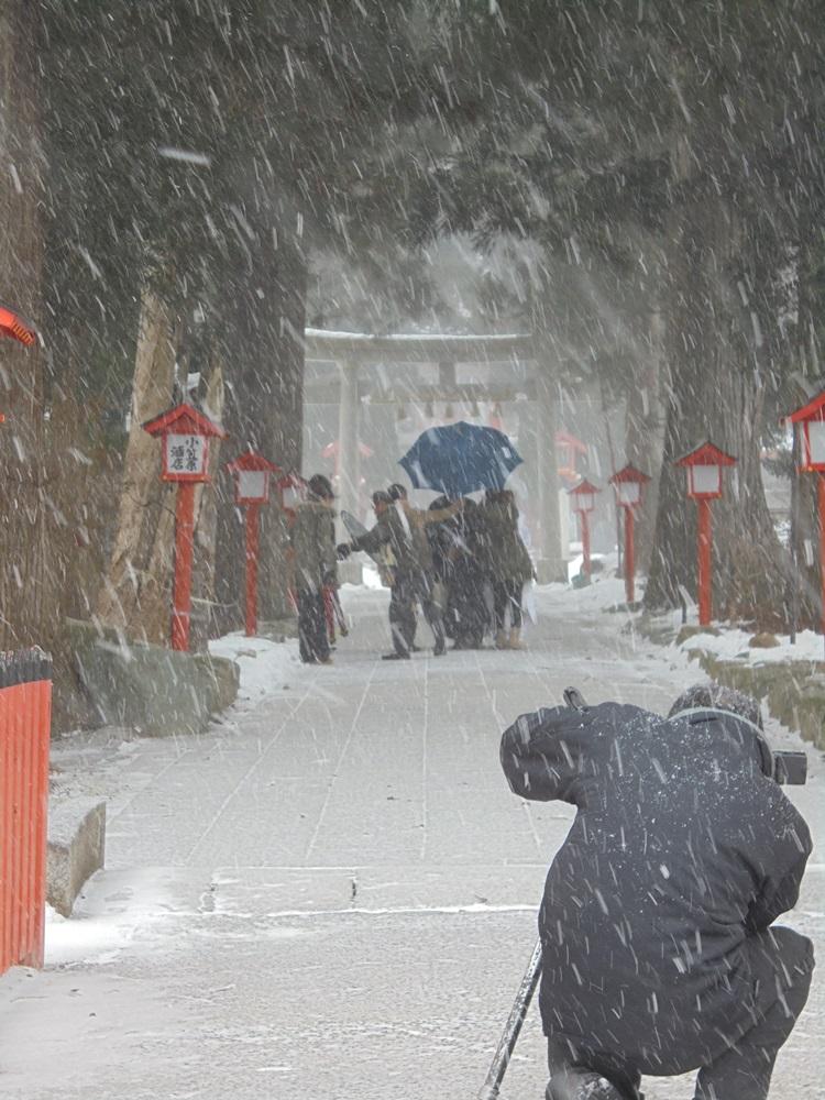 雪の中での前撮り_c0111229_18262547.jpg