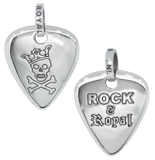 Rockな匂いのする「Guitar Pick型のPendant」。_e0053731_14355585.jpg