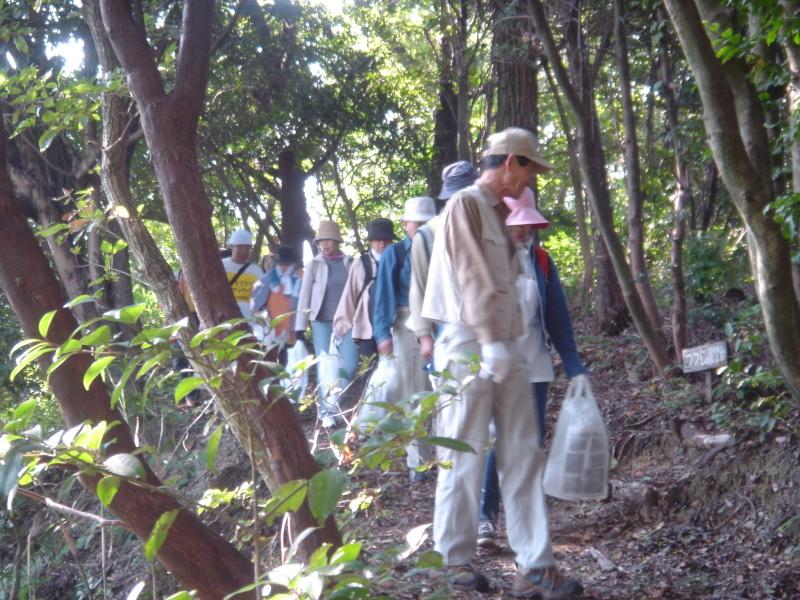 泉南広域エコ・ウォークラリーサポート      in  せんなん里海公園_c0108460_18301004.jpg
