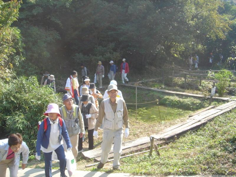 泉南広域エコ・ウォークラリーサポート      in  せんなん里海公園_c0108460_18301059.jpg