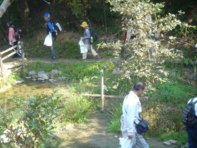 泉南広域エコ・ウォークラリーサポート      in  せんなん里海公園_c0108460_18301136.jpg