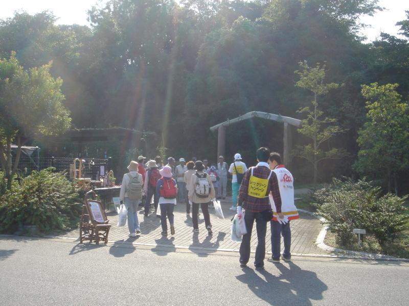 泉南広域エコ・ウォークラリーサポート      in  せんなん里海公園_c0108460_18301428.jpg