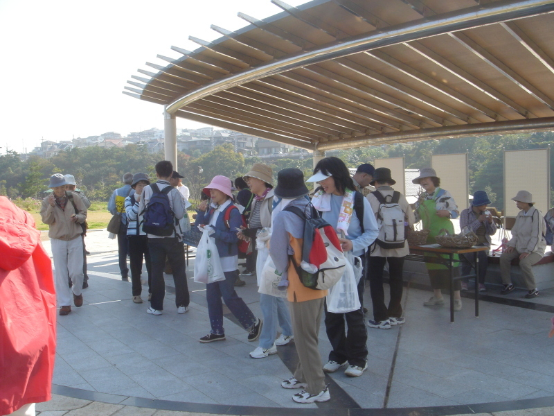 泉南広域エコ・ウォークラリーサポート      in  せんなん里海公園_c0108460_18373315.jpg