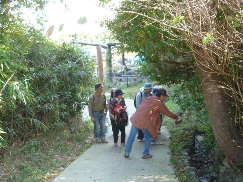 泉南広域エコ・ウォークラリーサポート      in  せんなん里海公園_c0108460_18373363.jpg