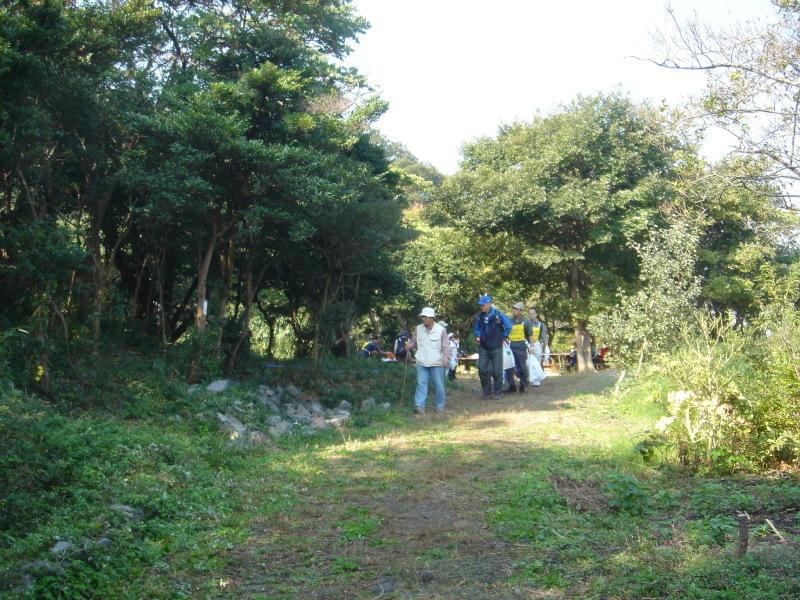 泉南広域エコ・ウォークラリーサポート      in  せんなん里海公園_c0108460_18373652.jpg