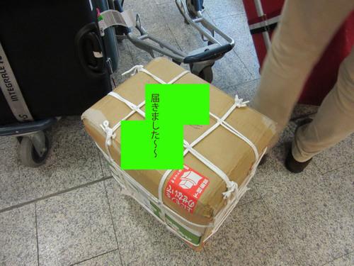 日本からの帰国/中国人風!段ボールスーツケースを試してみました!_c0179785_16421467.jpg
